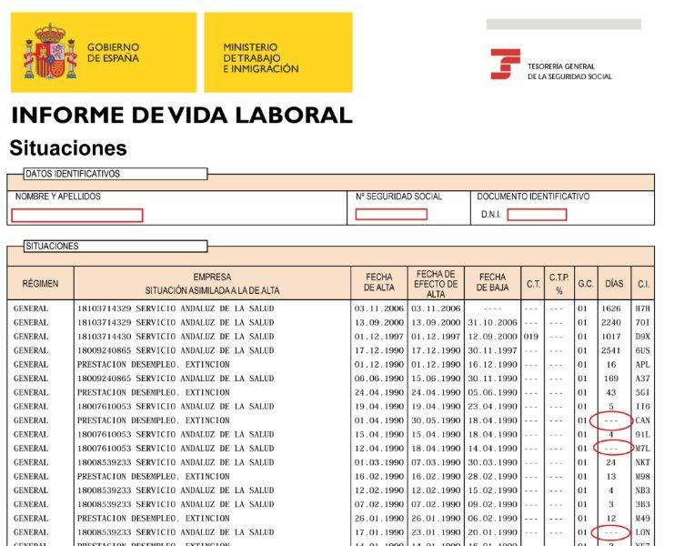 Noticias actualidad cort s asesores laborales diego for Oficina de la seguridad social mas cercana